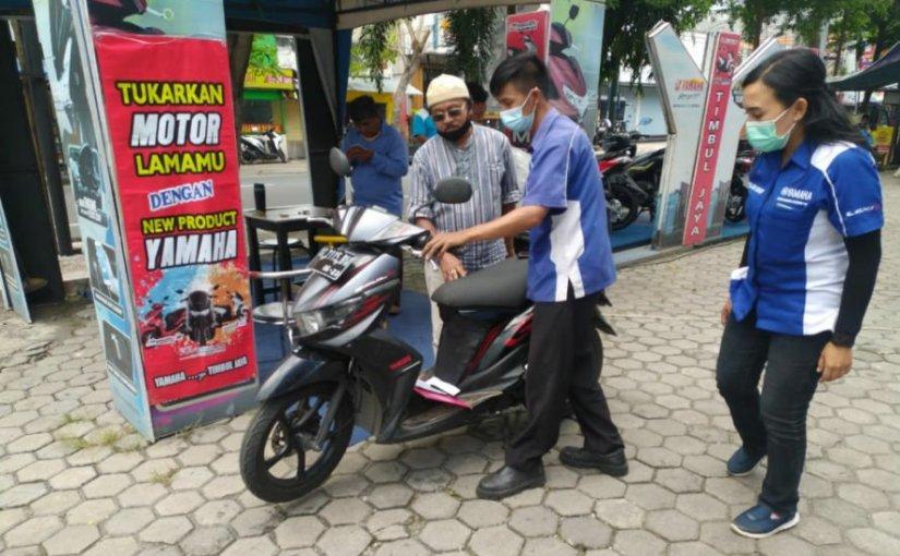 Dealer Yamaha Kediri, Tukar Tambah Motor DapatHadiah!