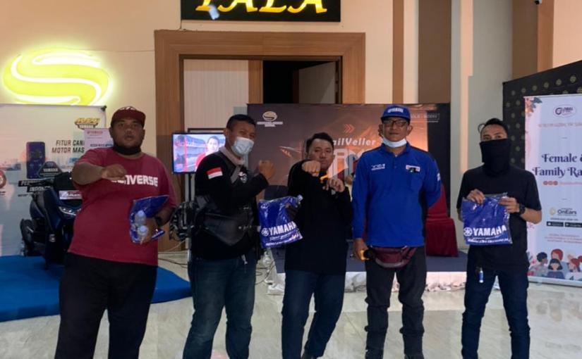 Yamaha Jatim Bersama Komunitas Trailveller Adakan Ramadhan SocialRide
