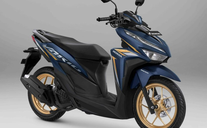 Honda Vario 125 Warna Baru LebihBerani!
