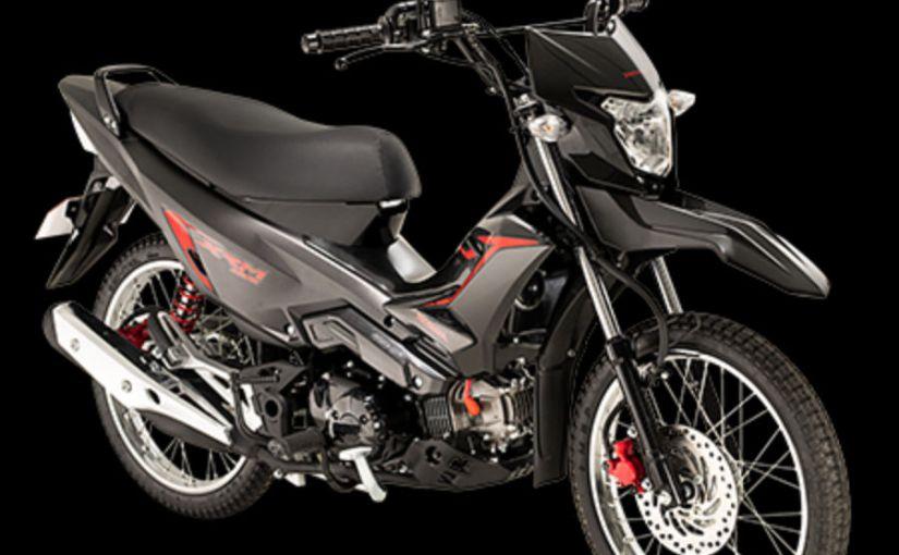Honda XRM125 2021, Motor Bebek Nyentrik Wajah MiripCRF!