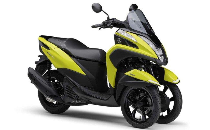 Yamaha Tricity 125 Hadir Dengan Sentuhan WarnaBaru