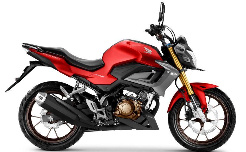 All New CB150R Streetfire 2021 Tampil Semakin Gagah Usung Desain BigBike