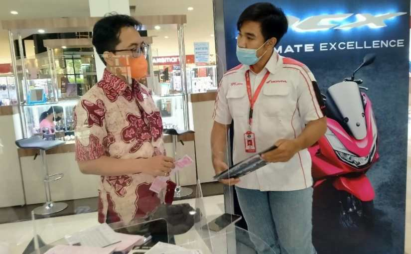 MPM Gelar Pameran PCX Exhibition Di Surabaya dan Gresik, Ada Testride nya JugaLoh!
