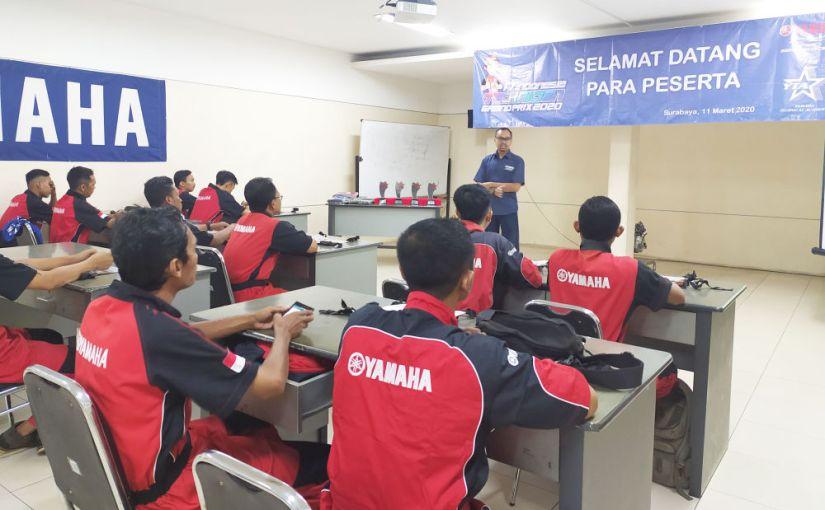 Telah Dibuka Pendaftaran Yamaha Engineering School (YES) 2021 di Surabaya,GRATIS!