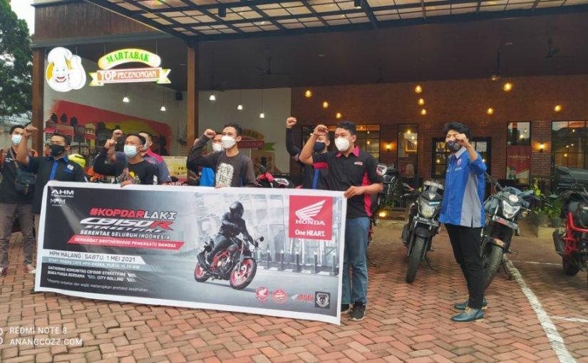Kopdar Dan Bukber Seru Komunitas Honda CB150RMalang