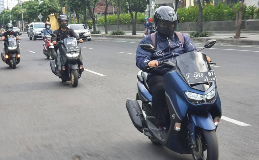 Nmax Getheriding Part 2: Eksplore KBS, Jembatan Joyoboyo Hingga MasjidAgung