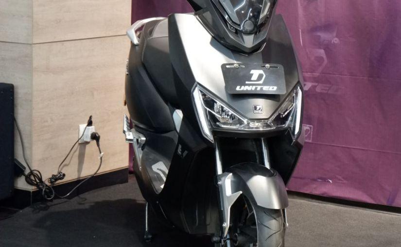 Motor Listrik UNITED E-MOTOR T-1800 Meluncur Di Jatim, IniHarganya!