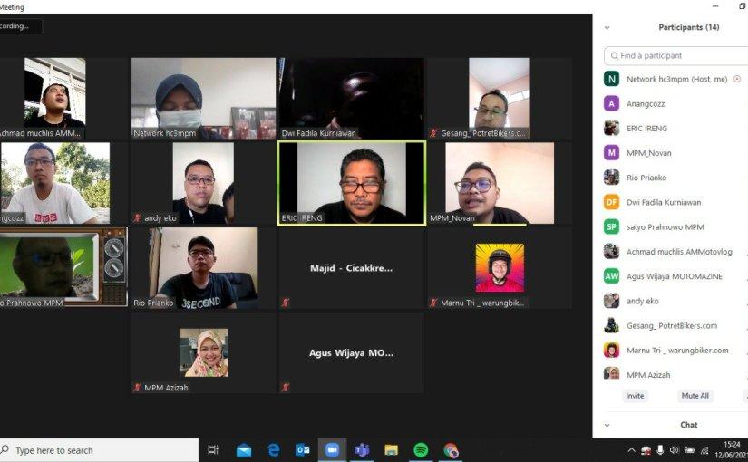 MPM Honda Jatim Adakan Workshop Fotografi dan Videografi Untuk BloggerVlogger