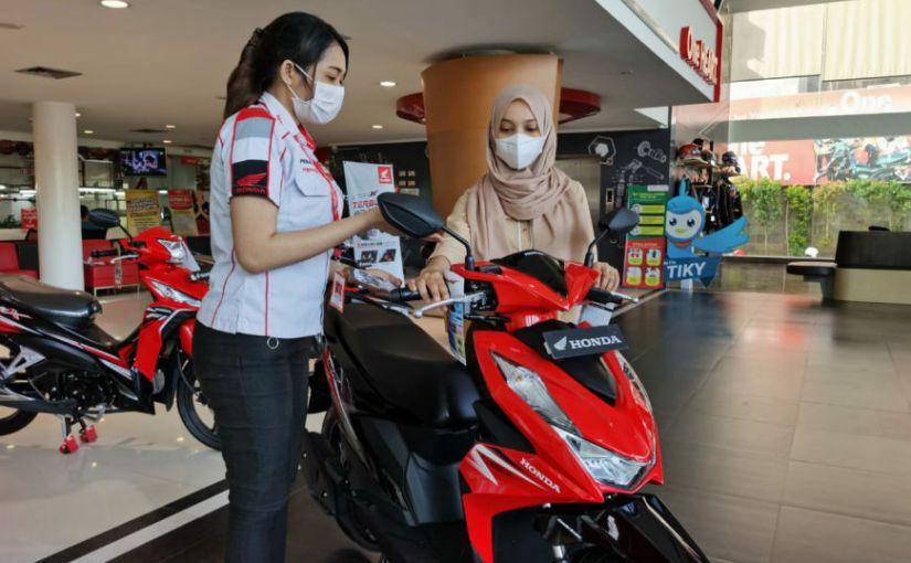 Surprise Berlipat, Beli Honda BeAT Series Berhadiah Mobil HondaBrio!