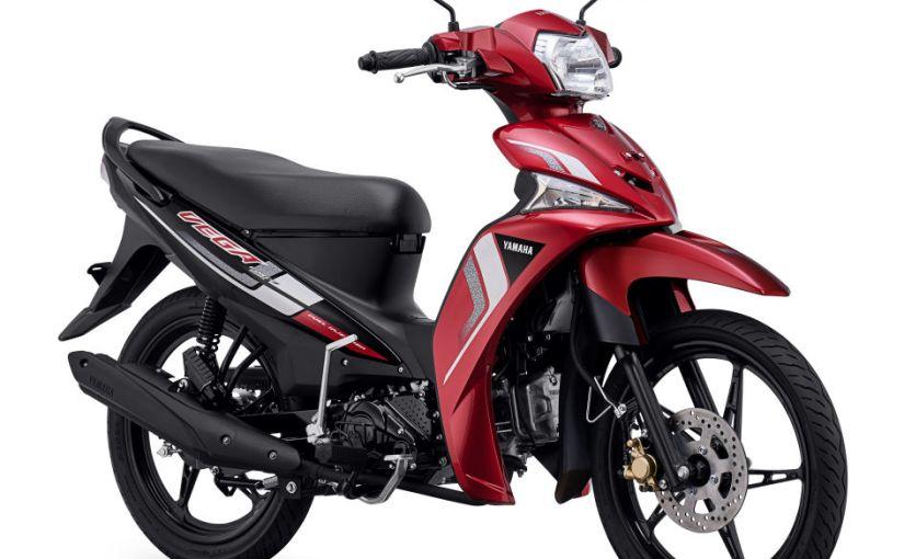 Motor Super Irit Yamaha Vega Force Tampil Dengan Warna Baru, FreshGaes!