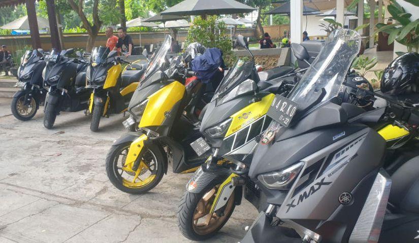 Yamaha XMAX, Skutik MAXI Kelas Ultimate RasaSantai!