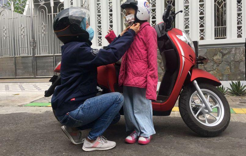 Tips Cari_Aman Berkendara Motor Bersama Anak AlaHonda
