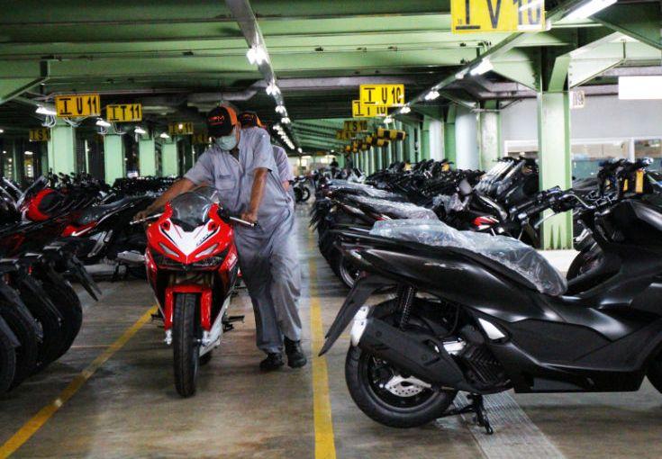 Keren! 3 Gudang Unit MPM Honda Jatim Raih Sertifikasi ISO9001:2015