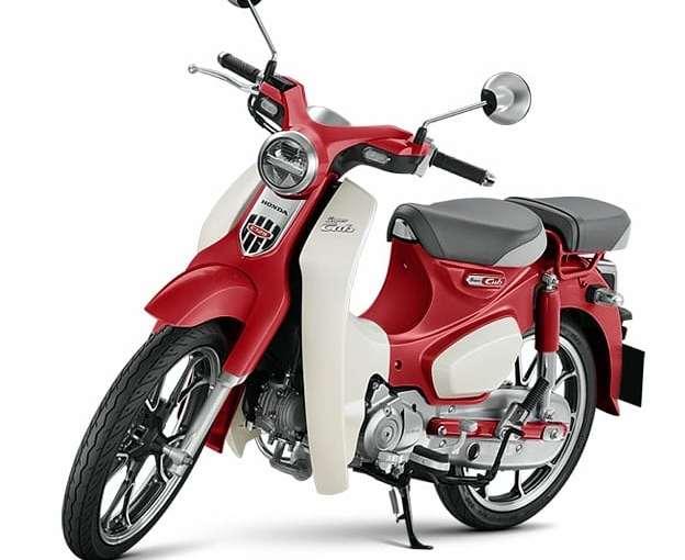 Honda Supercub C125 Kini Hadir Dengan Tampilan Baru Dan SeatBracket